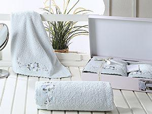 Комплект полотенец Karna Suena, ментол