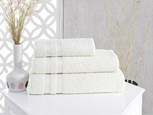 Купить полотенце Karna Petek 70х140 см, кремовое