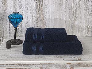 Купить полотенце Karna Petek 70х140 см, синее