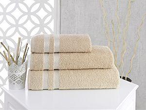 Купить полотенце Karna Petek 70х140 см, бежевое