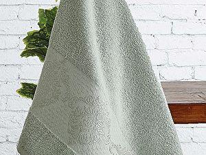 Полотенце Karna Dora 70х140 см, зелёное