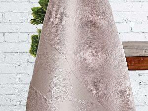 Полотенце Karna Dora 70х140 см, светло-розовое