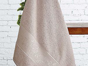 Полотенце Karna Lauren 70х140 см, пудра