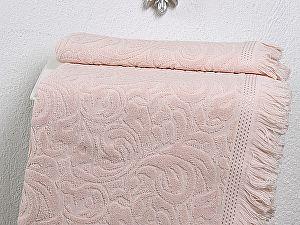 Купить полотенце Karna Esra 50х90 см, абрикосовое