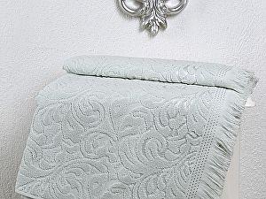 Купить полотенце Karna Esra 50х90 см, светло-зелёное