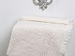 Купить полотенце Karna Esra 70х140 см, кремовое