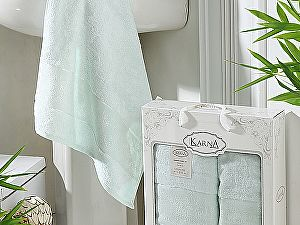 Купить полотенце Karna Pandora, ментол
