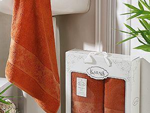 Купить полотенце Karna Pandora, кирпичный