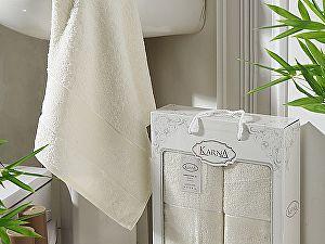 Купить полотенце Karna Pandora, кремовый