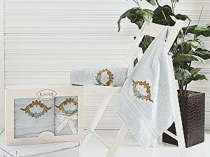 Комплект полотенец Karna Karen, ментол