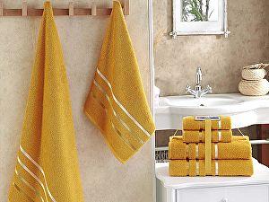 Купить полотенце Karna Bale, темно-желтый