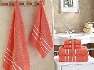 Купить полотенце Karna Bale, коралловый
