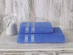 Купить полотенце Karna Petek 50х100 см, голубое