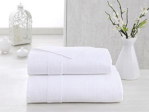 Купить полотенце Karna Truva 50х100 см, белое