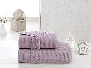 Купить полотенце Karna Truva 70х140 см, светло-лаванда