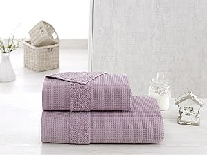 Купить полотенце Karna Truva 90х150 см, светло-лаванда