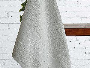 Полотенце Karna Lauren 50х90 см, светло-зелёное