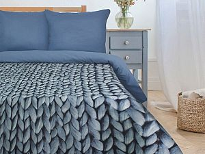Постельное белье Этель ET-505, Мягкие сны синий