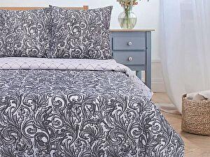 Купить постельное белье Этель ETP-200 Вензель, серебро