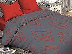 Купить постельное белье Этель ETP-206 Лепесток, коралловый