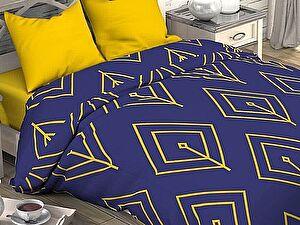 Купить постельное белье Этель ETP-208 Лепесток, желтый