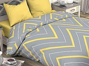 Купить комплект Этель ETP-209 Зигзаги, желто-серый
