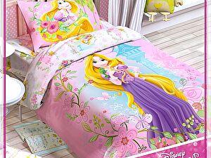 Купить постельное белье Этель Принцесса Рапунцель