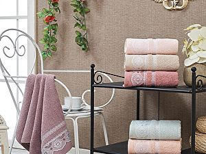 Купить полотенце Two dolphins Eftelya 50х90 см