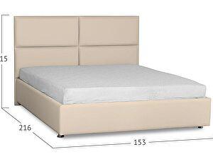 Кровать Moon Trade Риальто Модель 582 Суфле с подъемным механизмом