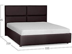 Кровать Moon Trade Риальто Модель 582 Пралине с подъемным механизмом