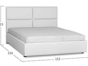 Кровать Moon Trade Риальто Модель 582 Марципан с основанием