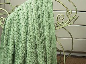 Детский плед Luxberry Imperio 36, зеленый