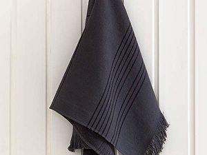 Купить полотенце Luxberry Simple, антрацит