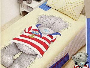 Постельное белье Disney Мишка Teddy Морячок
