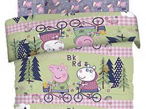 Постельное белье Велопрогулка