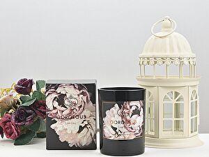 Свеча ароматическая Sofi De Marko Лесные цветы