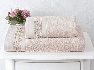 Купить полотенце Sofi De Marko Nelsi, пудра