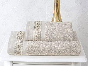Купить полотенце Sofi De Marko Nelsi, бежевый