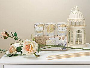 Набор ароматических свечей Sofi De Marko Лимон и Гранат