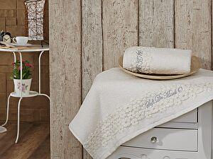 Комплект полотенец MASOTIS (крем) 50x90