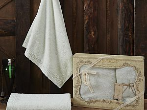 Комплект полотенец KATIA (ментол)