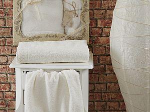 Комплект полотенец MISSI (св.крем)