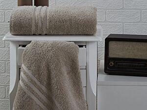 Купить полотенце Sofi De Marko Sila 70х140 см, стоне