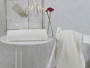 Комплект полотенец KARINA (крем)