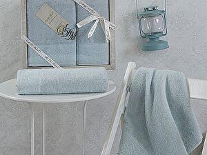 Комплект полотенец KARINA (св.зел)