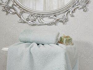 Комплект полотенец Linet (ментол)