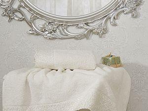 Комплект полотенец Linet (крем)