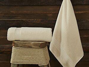 Купить полотенце Sofi De Marko Arigon 70х140 см, коричневое