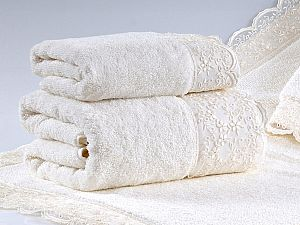 Купить полотенце Sofi De Marko Daisy, кремовый