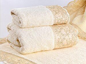 Купить полотенце Sofi De Marko Daisy, абрикосовый
